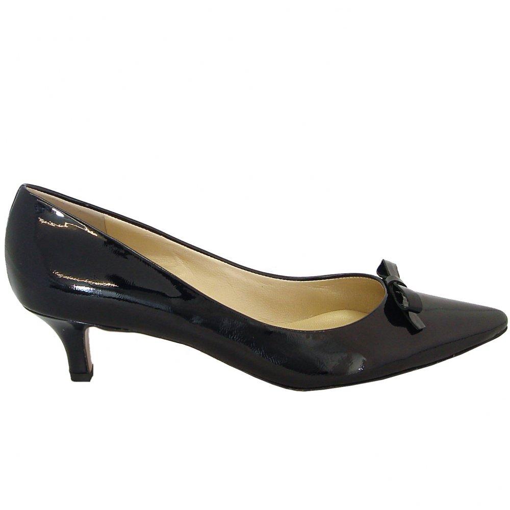 Navy Heels Shoes Uk