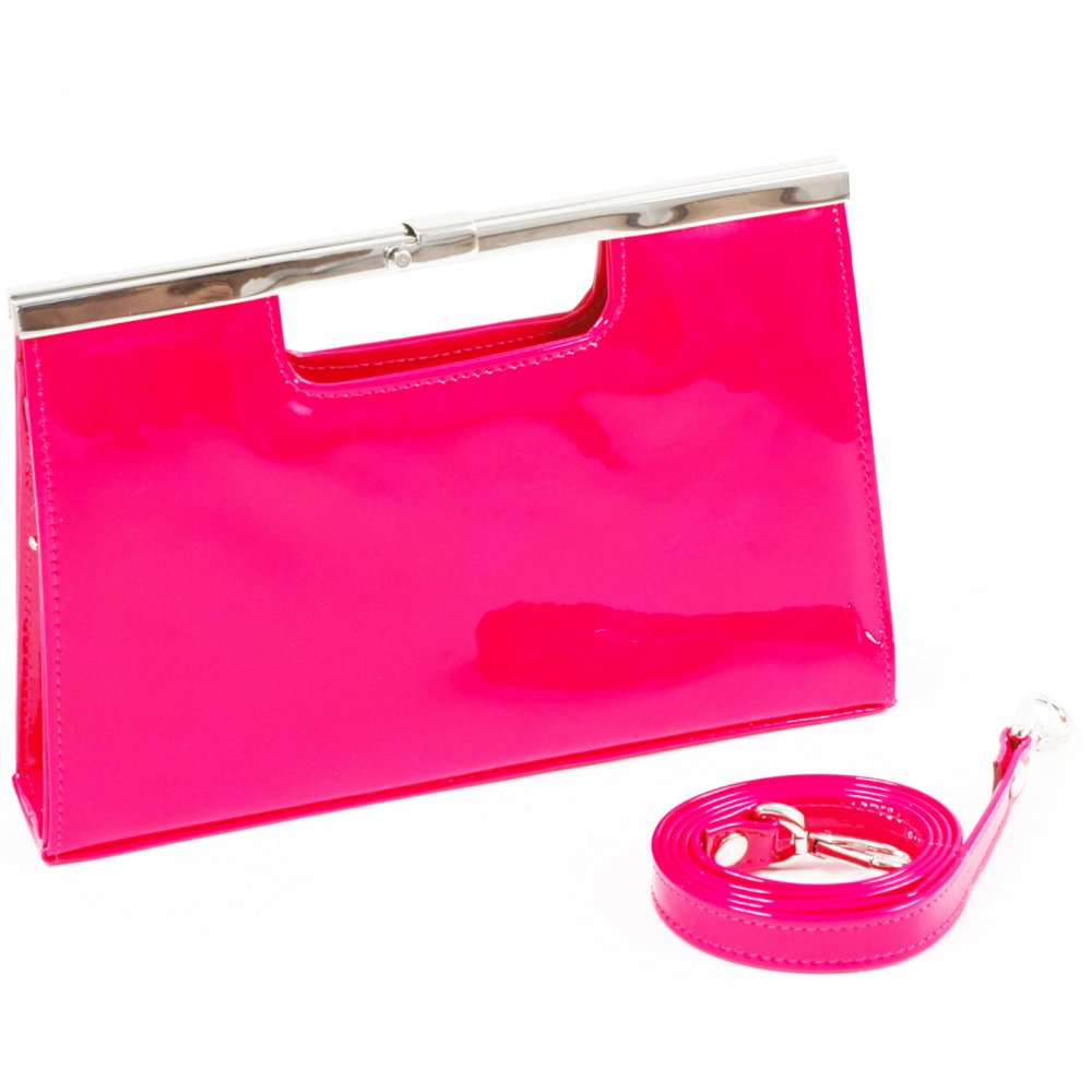 Peter Kaiser Wye in pink patent